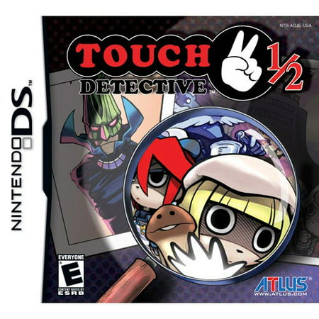 Touch Detective 2 1/2 (DS) (Best Ds Detective Games)