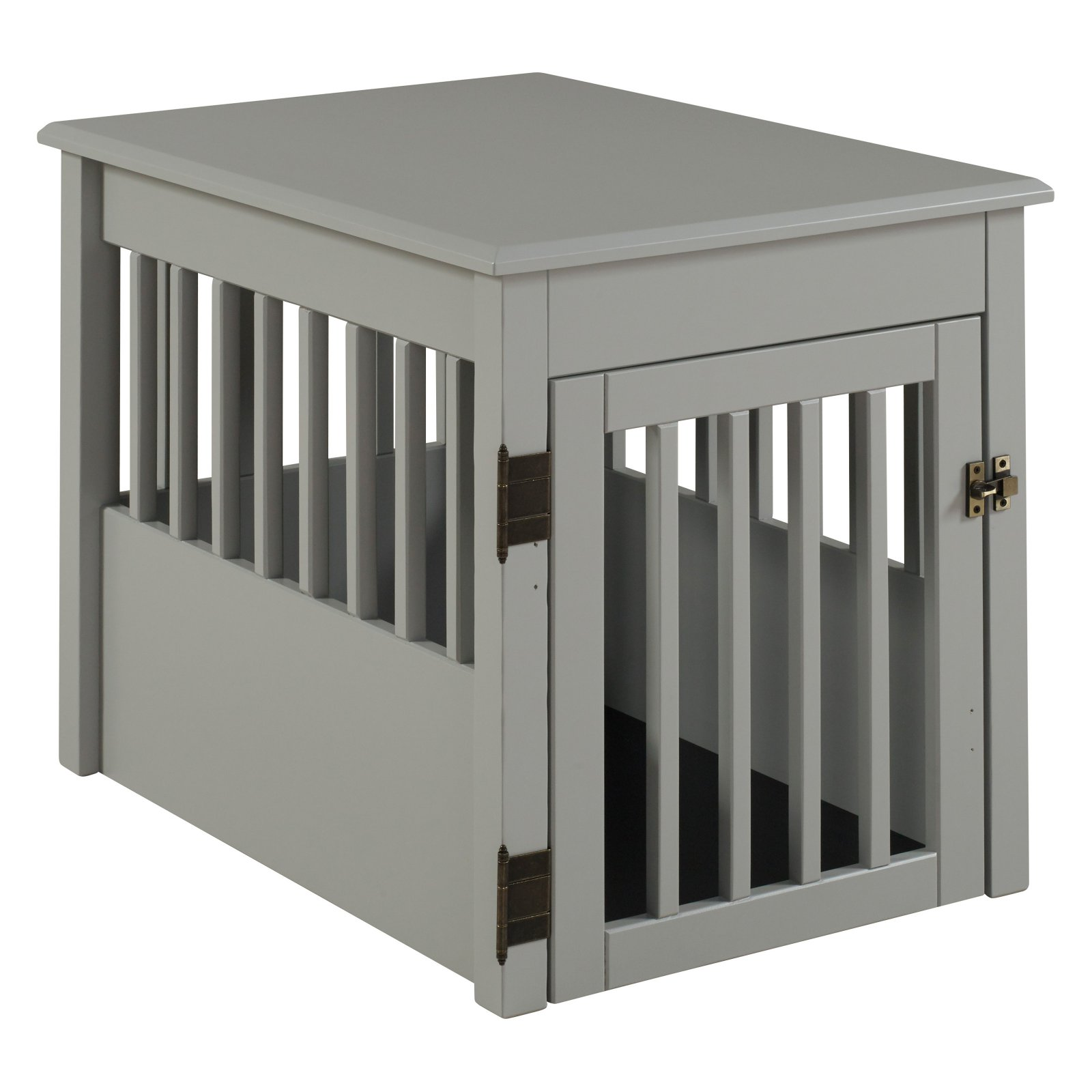 ruffluv pet crate end table - walmart