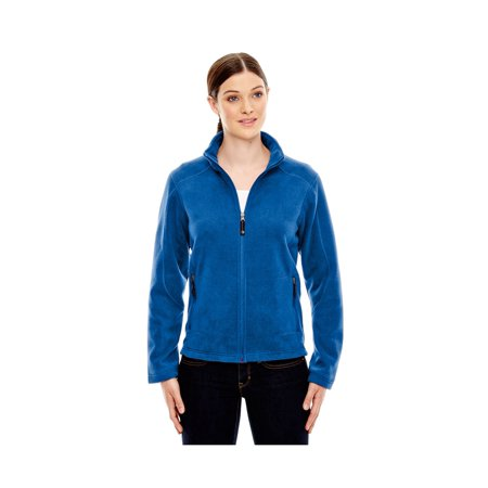 North End Women's Fleece Front Zipper Jacket, Style 78172 (Womens North Face Fleeces)