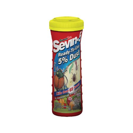 Sevin Ready to Use Shaker Canister Garden Insect Killer, 1 Lb