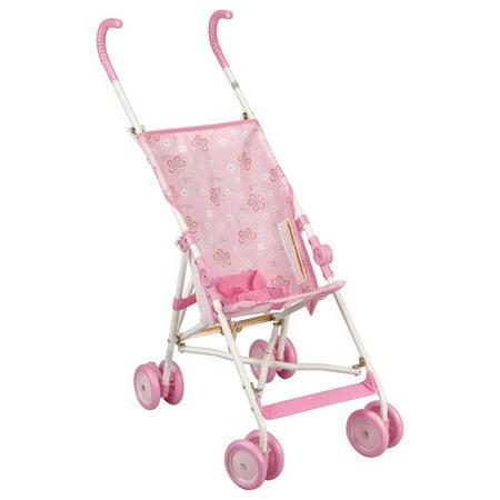 Kolcraft - Umbrella Stroller, Flutterbye - Walmart.com
