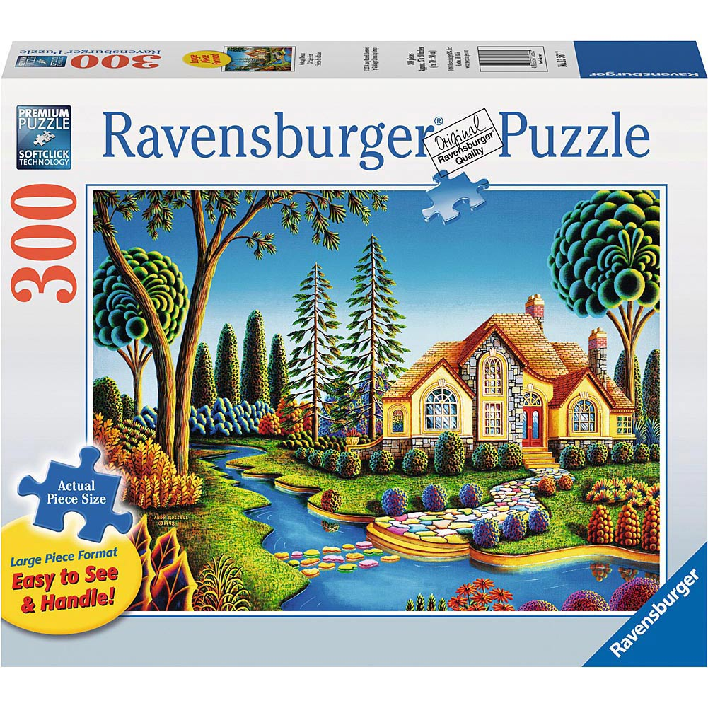 Cottage Dream 300 Jigsaw Puzzle