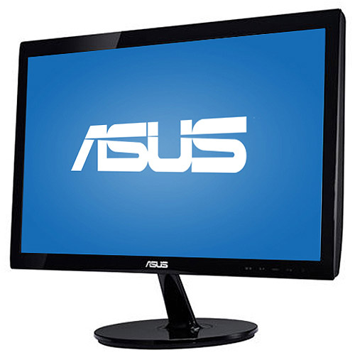 "Asus 19.5"" Widescreen LED Monitor (VS207T-P Black)"