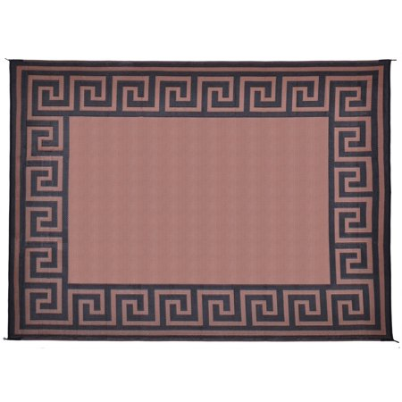 Patio Mats 9 X 12 Reversible Rv Patio Mat Indoor Outdoor Rug