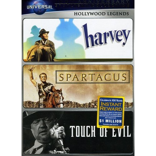 Hollywood Legends: Harvey / Spartacus / Touch Of Evil