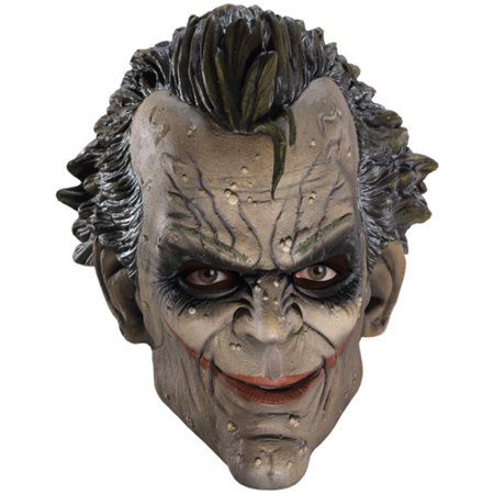 Adult Joker Mask - Batman Arkham City