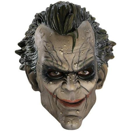 Adult Joker Mask - Batman Arkham City (Batman Mask Adult)
