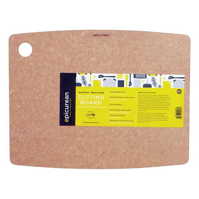 """Epicurean Wood Fiber Cutting Board 14.5/"""" x 11.25/"""""""