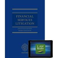 Financial Services Litigation: Digital Pack (Hardcover)