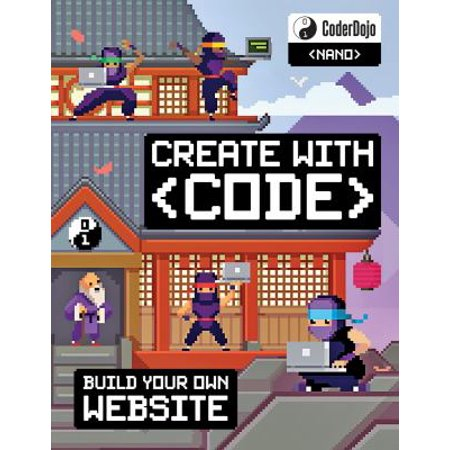 Create With Code  Build Your Own Website