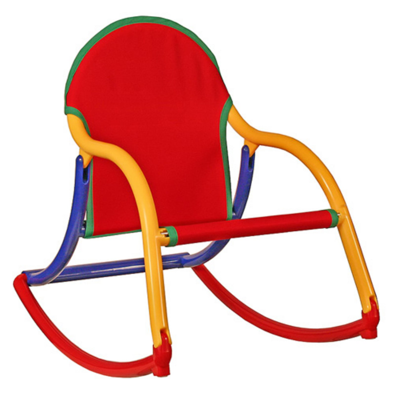 Hoohobbers Canvas Rocking Chair
