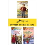 Love Inspired October 2015 - Box Set 1 of 2 - eBook