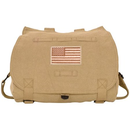 Fox Outdoor Products Retro Hungarian Shoulder Bag, USA