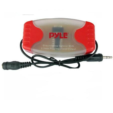 "Pyle 3.5MM / 1/8"" Stereo Audio Ground Loop Isolator"