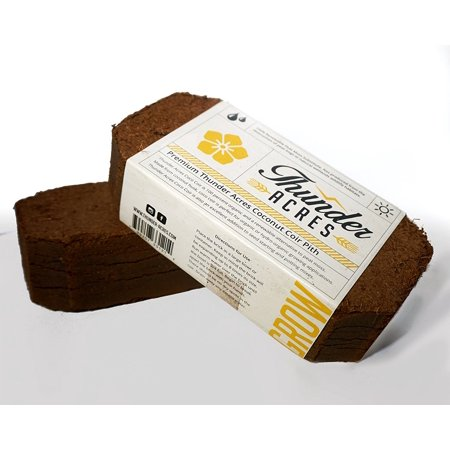 COCO COIR BRICK (OMRI APPROVED FOR ORGANIC