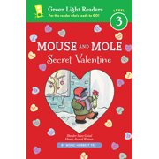 Mouse and Mole: Secret Valentine (reader)