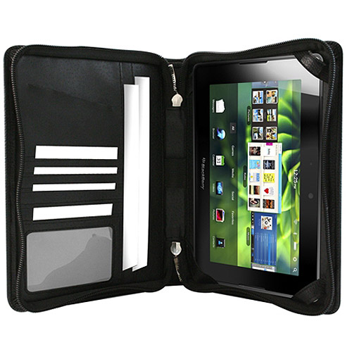 Hip Street Leather Executive Case for Playbook (HS-PBCASE-E1BK)