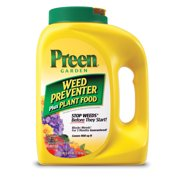Preen Garden Weed Preventer + Plant Food - 5.625 lb. - Covers 900 sq. ft.