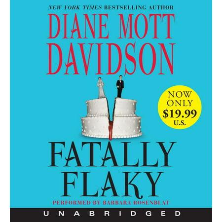 Fatally Flaky (Audiobook)