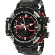 Timex Men's Tactic TW5M22700 Black Rubber Quartz Sport Watch