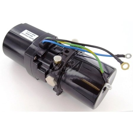 New Tilt/Trim Motor, Pump & Reservoir Mercury (New Reservoir)
