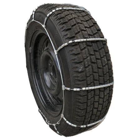 Snow Chains 195R13, 195/13 Cable Tire Chains, w/ Duffle Bag - image 4 of 4
