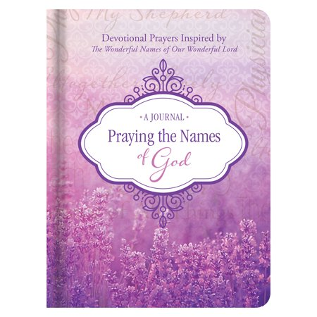 Halloween Inspired Names (Praying the Names of God Journal : Devotional Prayers Inspired by The Wonderful Names of Our Wonderful)