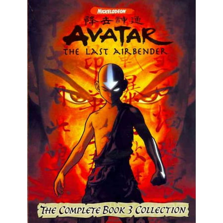 Avatar, The Last Airbender: The Complete Book 3 Collection (DVD) (Avatar The Last Airbender Tv Show)
