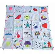 Color-Me Quilt, Pack of 25