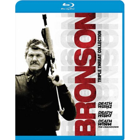 Bronson Triple Threat Collection (Blu-ray) ()