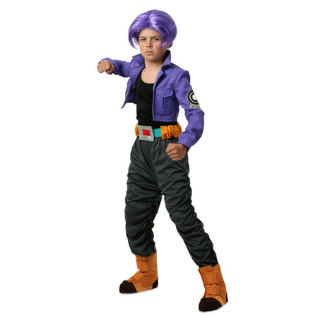 Dragon Ball Z Trunks Costume for Kids