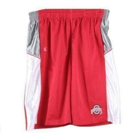 Colosseum Basketball Shorts (Ohio State Buckeyes Youth Colosseum Mesh Basketball Shorts)