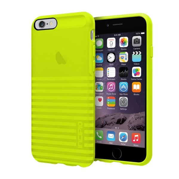 Incipio Rival Case Cover for Apple iPhone 6 (Electric Lime) by INCIPIO