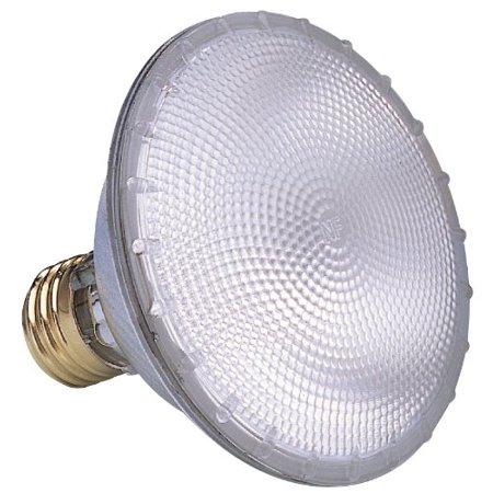 Narrow Base - 16118 - 39 Watt PAR30 Narrow Flood Light Bulb, PAR-30 bulb with a Medium (E26) base By Sylvania