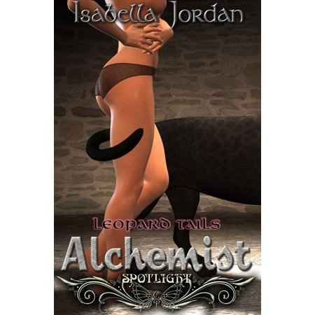 Spotlight: Alchemist (Leopard Tails 1) - (Leopard Spots Rubber)