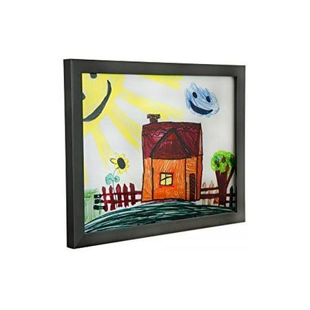 RAS Kids Art Frame 9x12\' - Black - Walmart.com