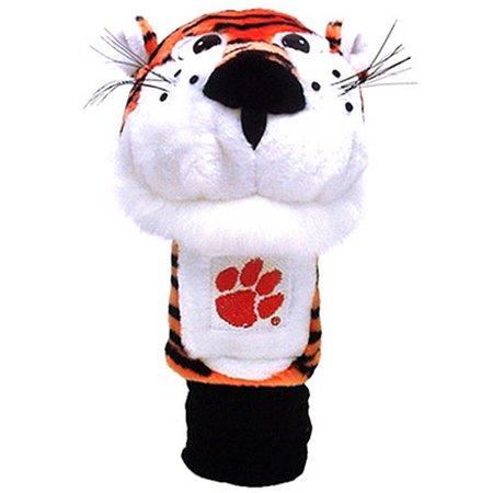 Clemson Golf Accessories (Team Golf NCAA Clemson Mascot Head)