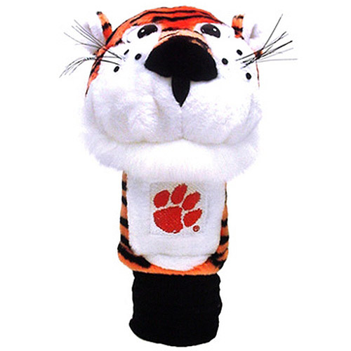 Team Golf NCAA Clemson Mascot Head Cover