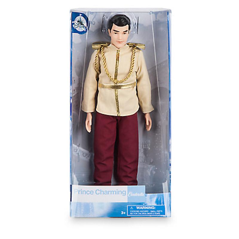 Disney Store Prince Charming from Cinderella Classic Doll New with Box