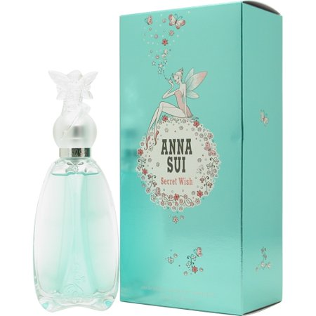 Secret Wish by Anna Sui for Women - 2.5 oz EDT Spray