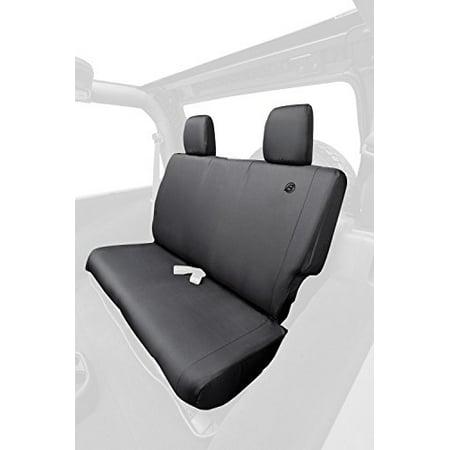 Wondrous Bestop 29282 35 Black Diamond Rear Seat Cover 2007 2017 Jeep Wrangler 2Dr Gamerscity Chair Design For Home Gamerscityorg