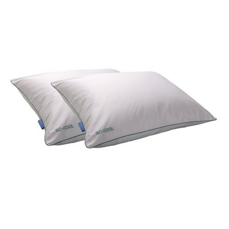 Isotonic Iso-Cool Polyester Bed Pillow, Queen
