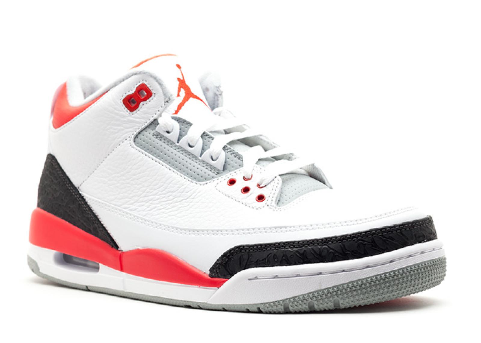 reputable site 16a88 1aaff Air Jordan - Men - Air Jordan 3 Retro '2013 Release' - 136064-120 - Size 13