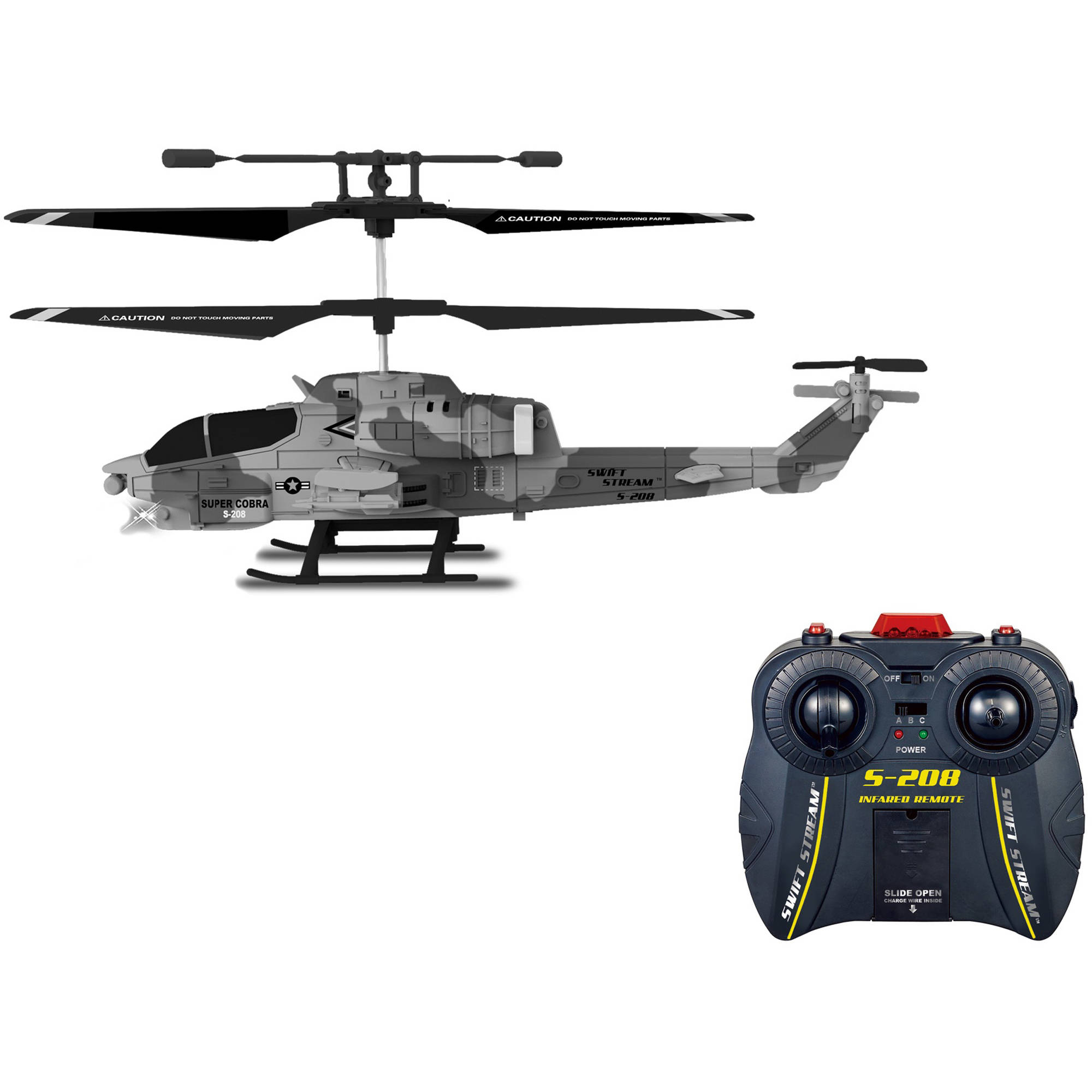 3.5 channel rc helicopter instructions
