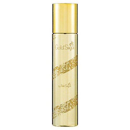 Aquolina Gold Sugar Eau de Toilette Perfume for Women, 1.7 OZ