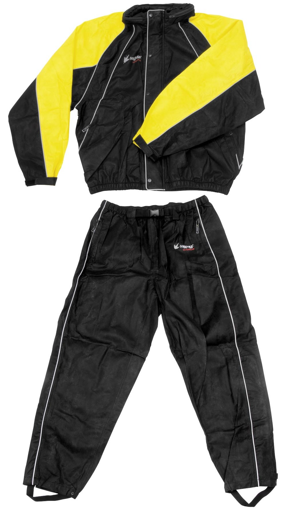 Frogg Toggs Hogg Togg Rainsuit by Frogg Toggs