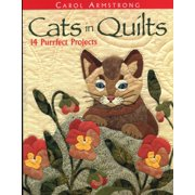 Cats in Quilts. 14 Purrfect Projects - Print on Demand Edition (Paperback)