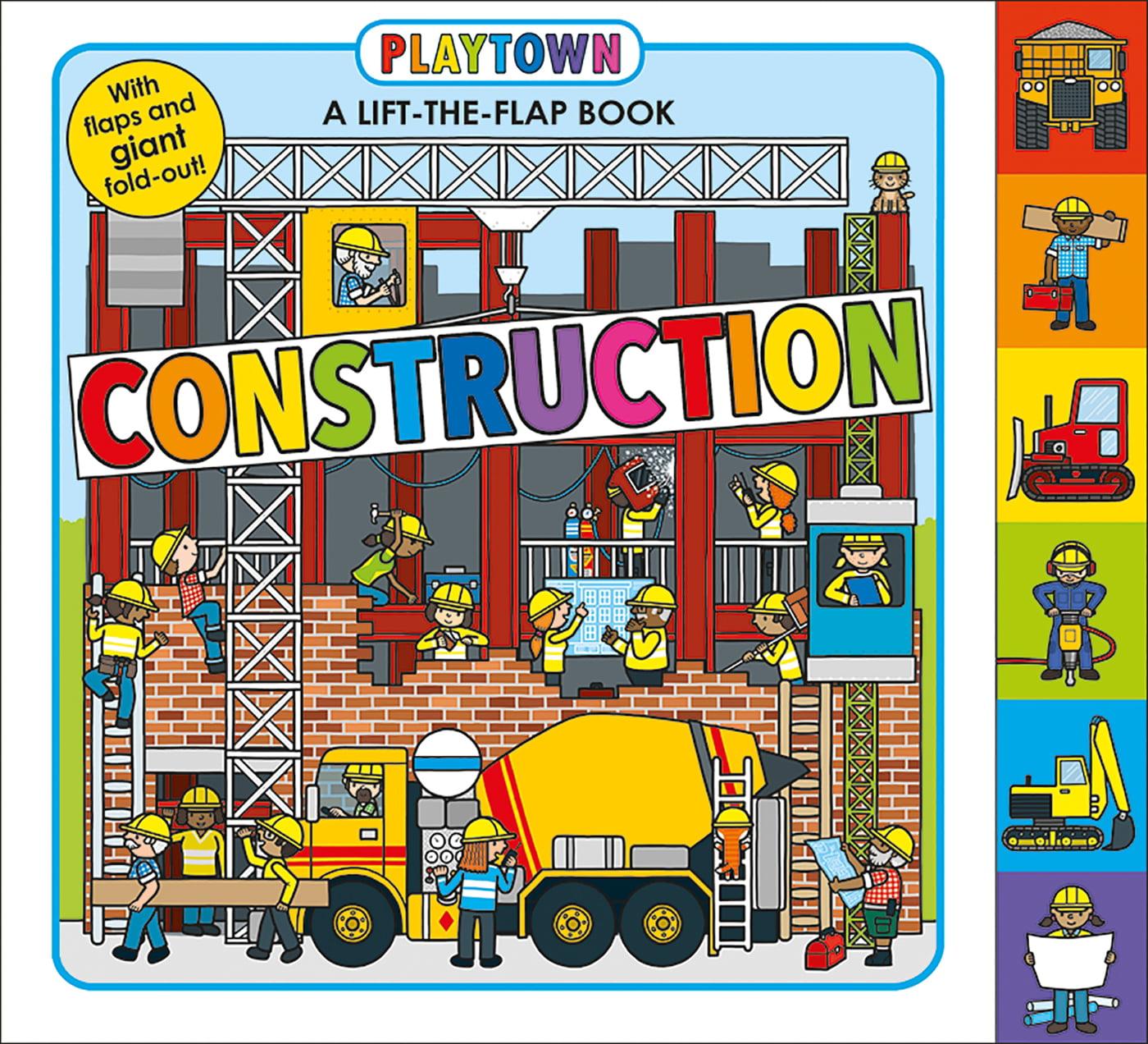Construction (Board Book)