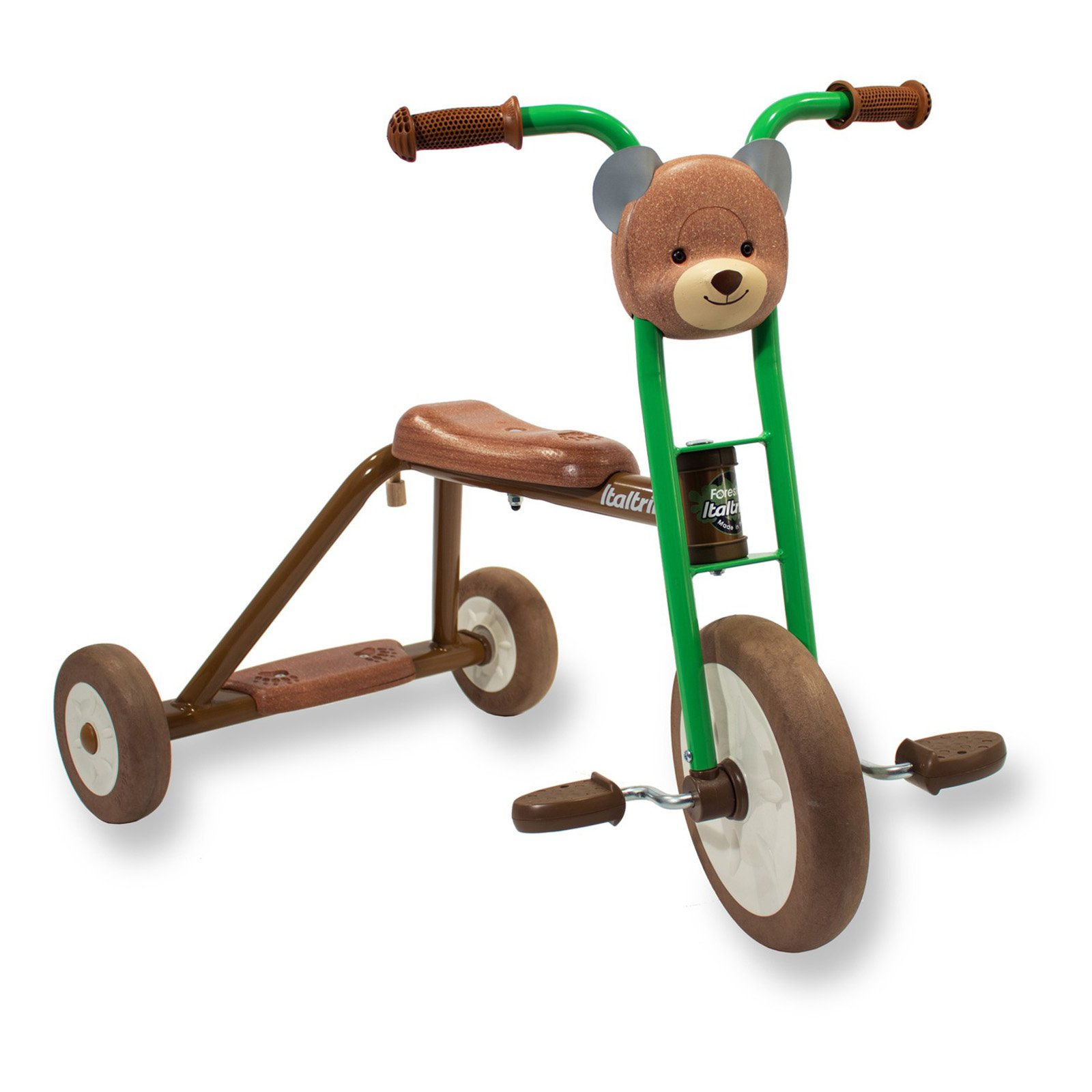 Italtrike Forester Bear Large 14 in. Tricycle