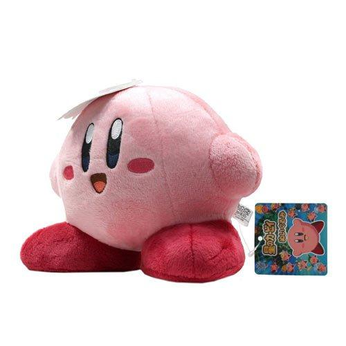 "Kirby Adventures Kirby Standing 6"" Plush Toy"